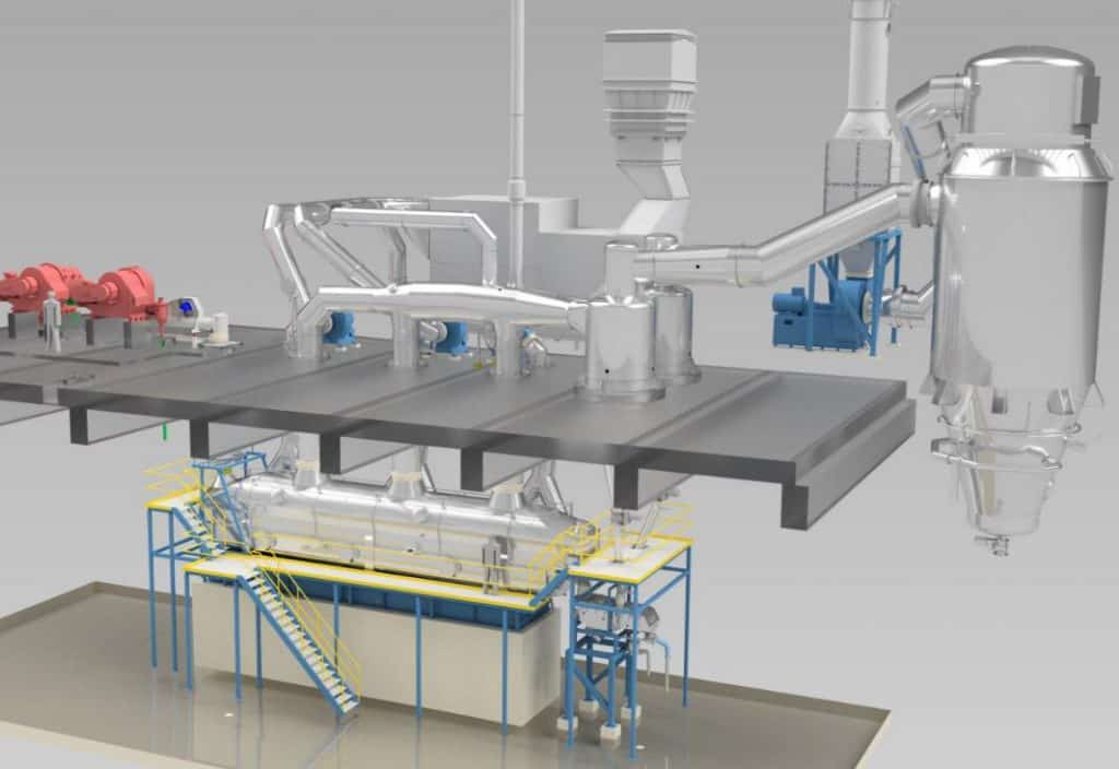 tema-process-lactose-drying-hygienic-fluid-bed-dryer-drying-of-lactose
