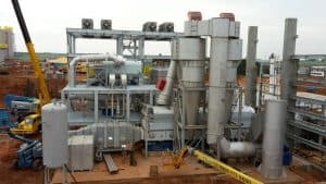 drying of citrus peel and pulp ethanol stripper / dryer with ethanol recovery.
