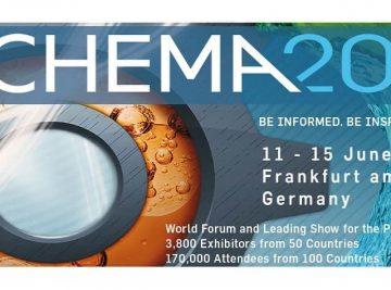 Achema 2018 frankfurt germany process industry