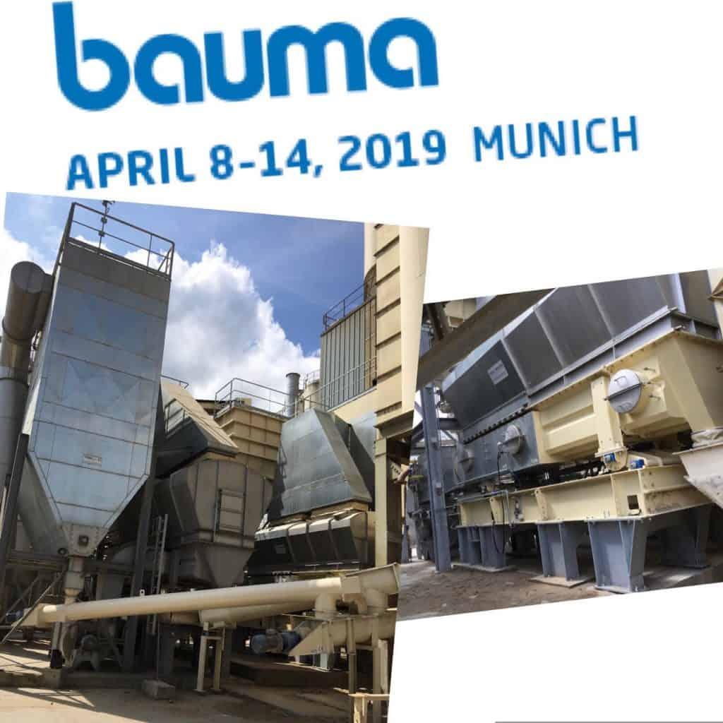 Bauma Munich