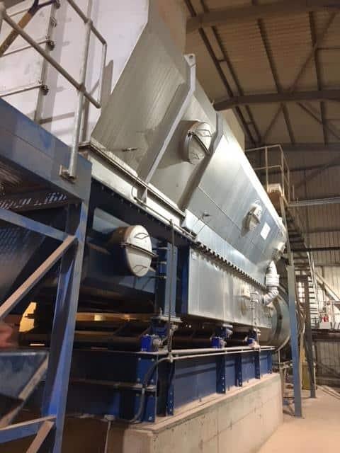 dry mortar industry