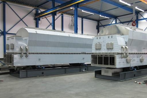 Drying Paper Sludge with Tema Process Fluid Bed Dryer