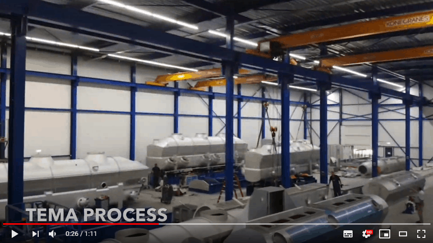 Increasing production capacity [video]