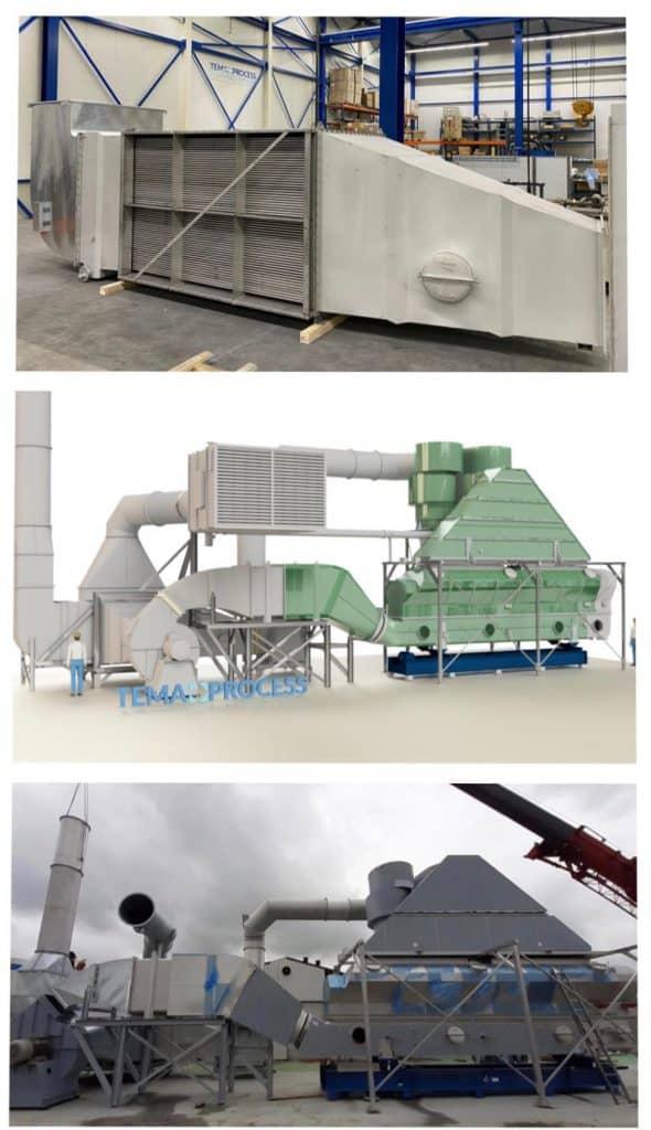 Dryer: Heat Recovery-Energy Savings